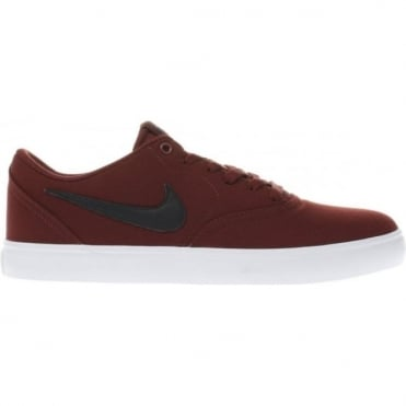 Nike SB Check Solarsoft Canvas - Red