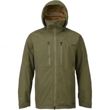 Burton AK 2L Swash Jacket - Dusty Olive