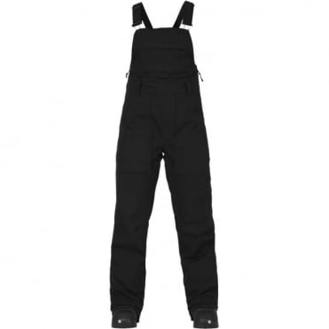 Burton Avalon Bib Women's Snowboard Pant - True Black