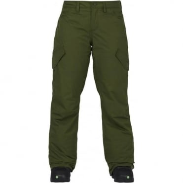 Burton Fly Women's Snowboard Pant - Rifle Green