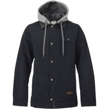 Burton Dunmore Jacket - True Black