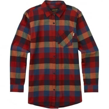 Burton Grace Tech Flannel Women's Shirt - Cally Plaid