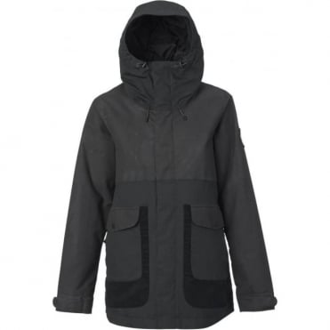 Burton Cerena Parka Women's Jacket - True Black