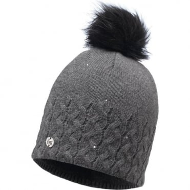 Buff Elie Beanie - Chic Grey