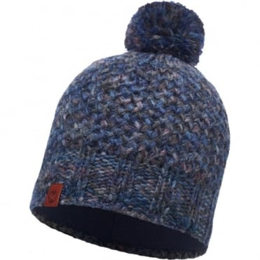Buff Margo Beanie - Blue/Navy