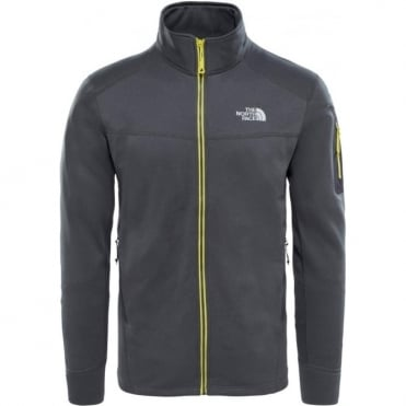 The North Face Hadoken Full Zip Jacket - Asphalt Grey Light