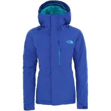 The North Face Women's Decendit Jacket - Inauguration Blue
