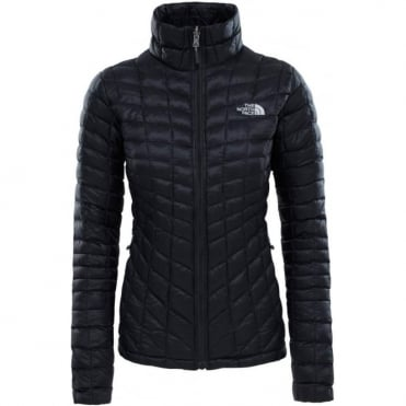 The North Face Thermoball Zip In  Women's Jacket - TNF Black