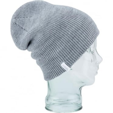 Coal The Frena Solid Beanie - Grey