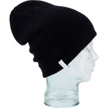 Coal The Frena Solid Beanie - Black