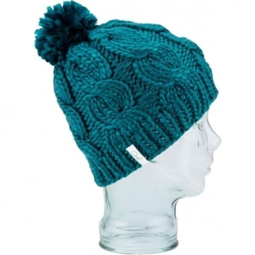 Coal The Rosa Beanie - Teal