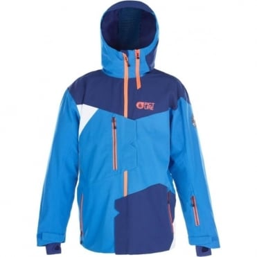 Picture Nova Jacket - Picture Blue/Dark Blue