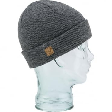 Coal The Harbor Beanie - Charcoal