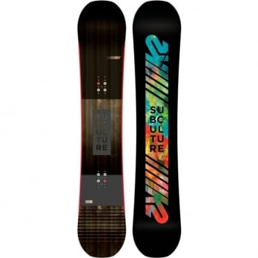 K2 Subculture Snowboard 2018 - 158cm