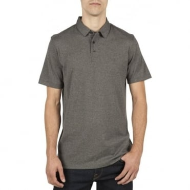 Volcom Wowser Polo T-Shirt - Stealth