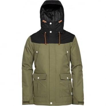 Wear Colour Charge Jacket - Loden