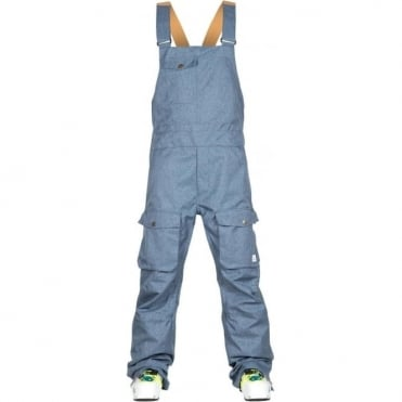 Wear Colour Ride Bib Women's Pant - Denim Blue