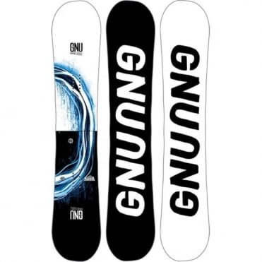 GNU Riders Choice ASS C2 Snowboard 2018 - 157.5cm
