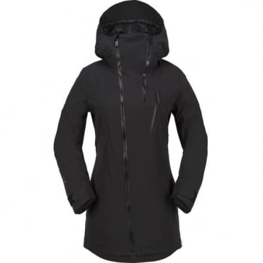 Volcom V Ins Gore-Tex Strch Women's Snowboard Jacket - Black