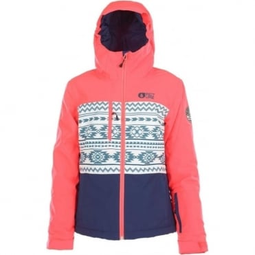 Picture Coraly Junior Jacket - Coral
