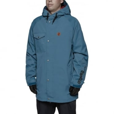 Thirtytwo Knox Snowboard Jacket - Blue