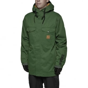 Thirtytwo Bronson Snowboard Jacket - Forest