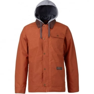 Burton Dunmore Jacket - Clay