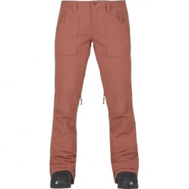 Burton Vida Women's Pant - Dusty Rose