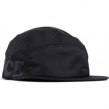 Rip n Dip Must Be Nice Nylon 3M Print Camp Cap - Black