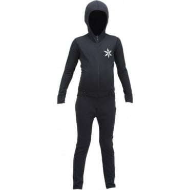 Airblaster Youth Ninja Suit Thermal - Black