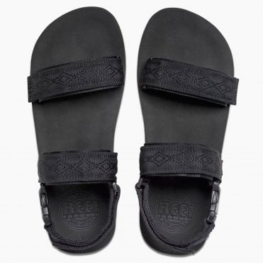 Reef Convertible Sandals - Black