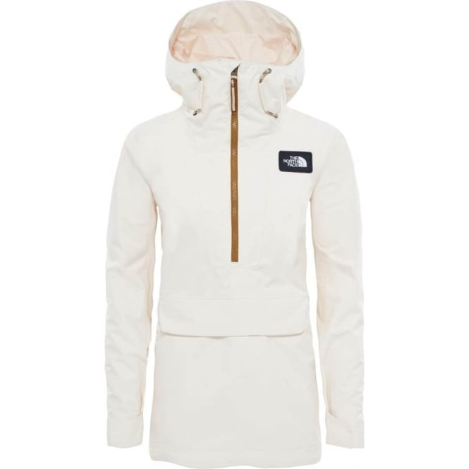 a1b84c833 The North Face The North Face Women's Tanager Anorak Jacket - Buttercream  Ivory