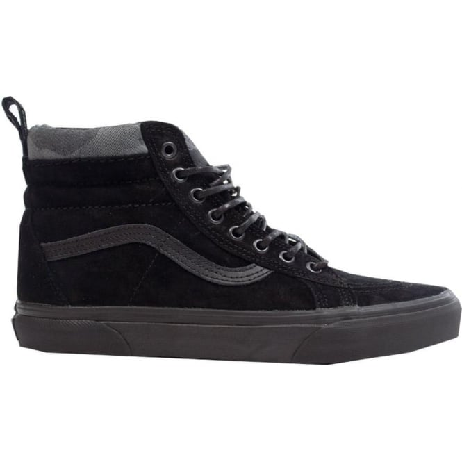 ba6a61b6a1 Buy Vans SK8-HI MTE Mountain Edition - Black Black Camo ...